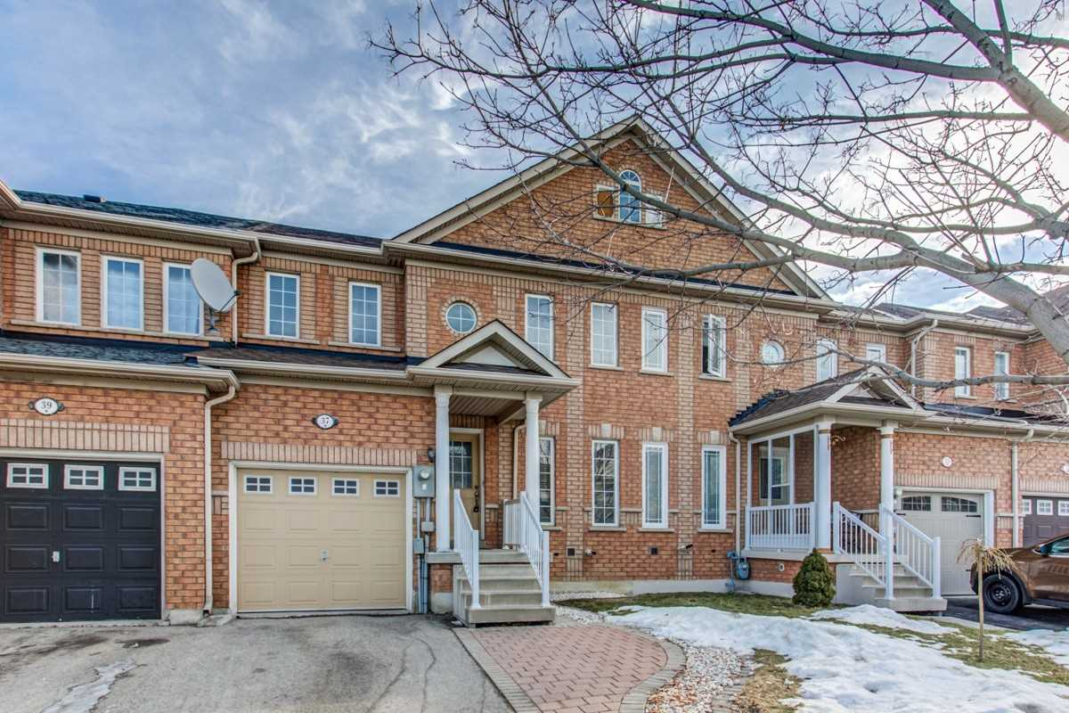 pictures of house for sale MLS: N4700440 located at 37 Canvasback Dr, Vaughan L4H2V7