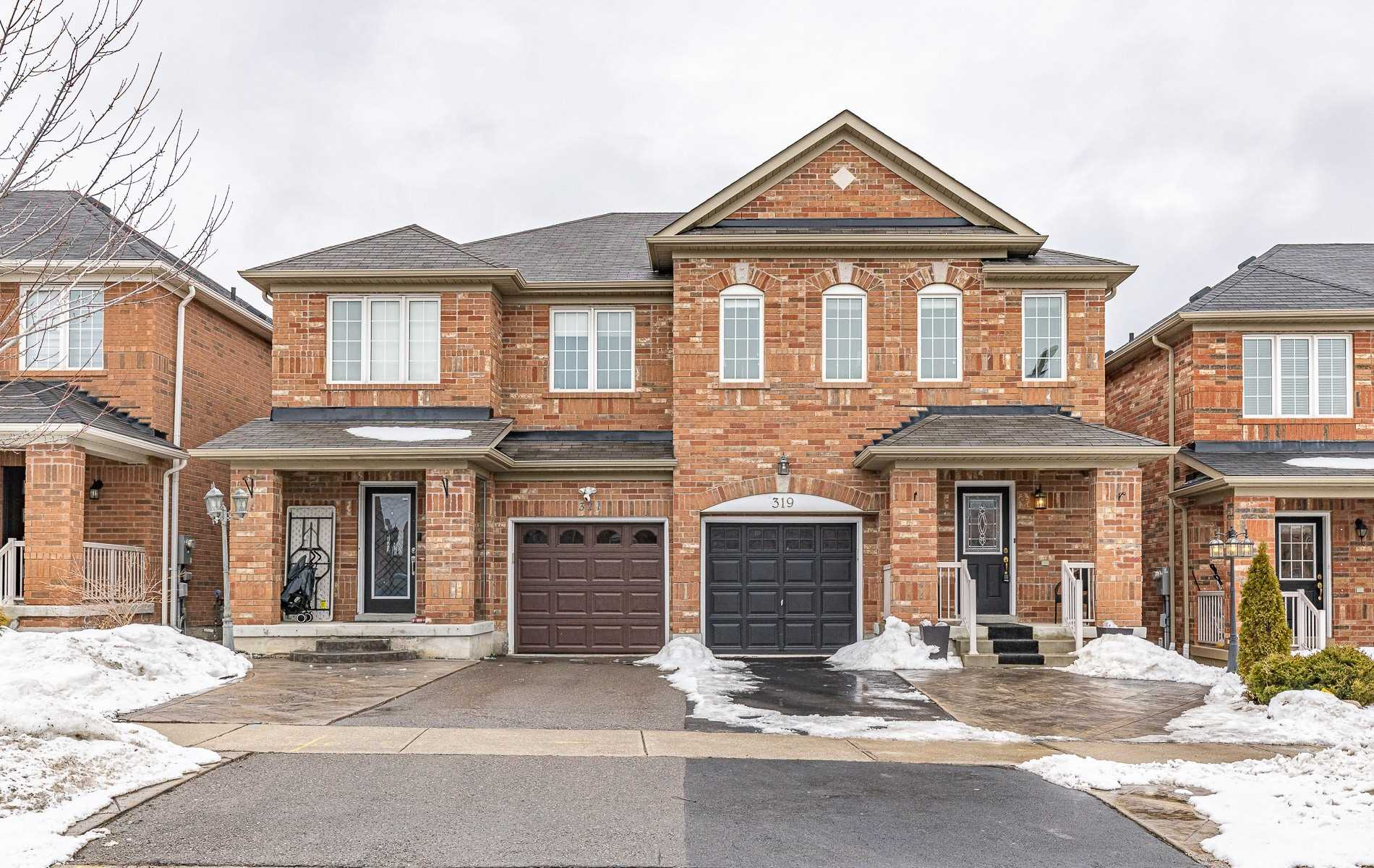 pictures of house for sale MLS: N4702270 located at 319 Isaac Murray Ave, Vaughan L6A4P2