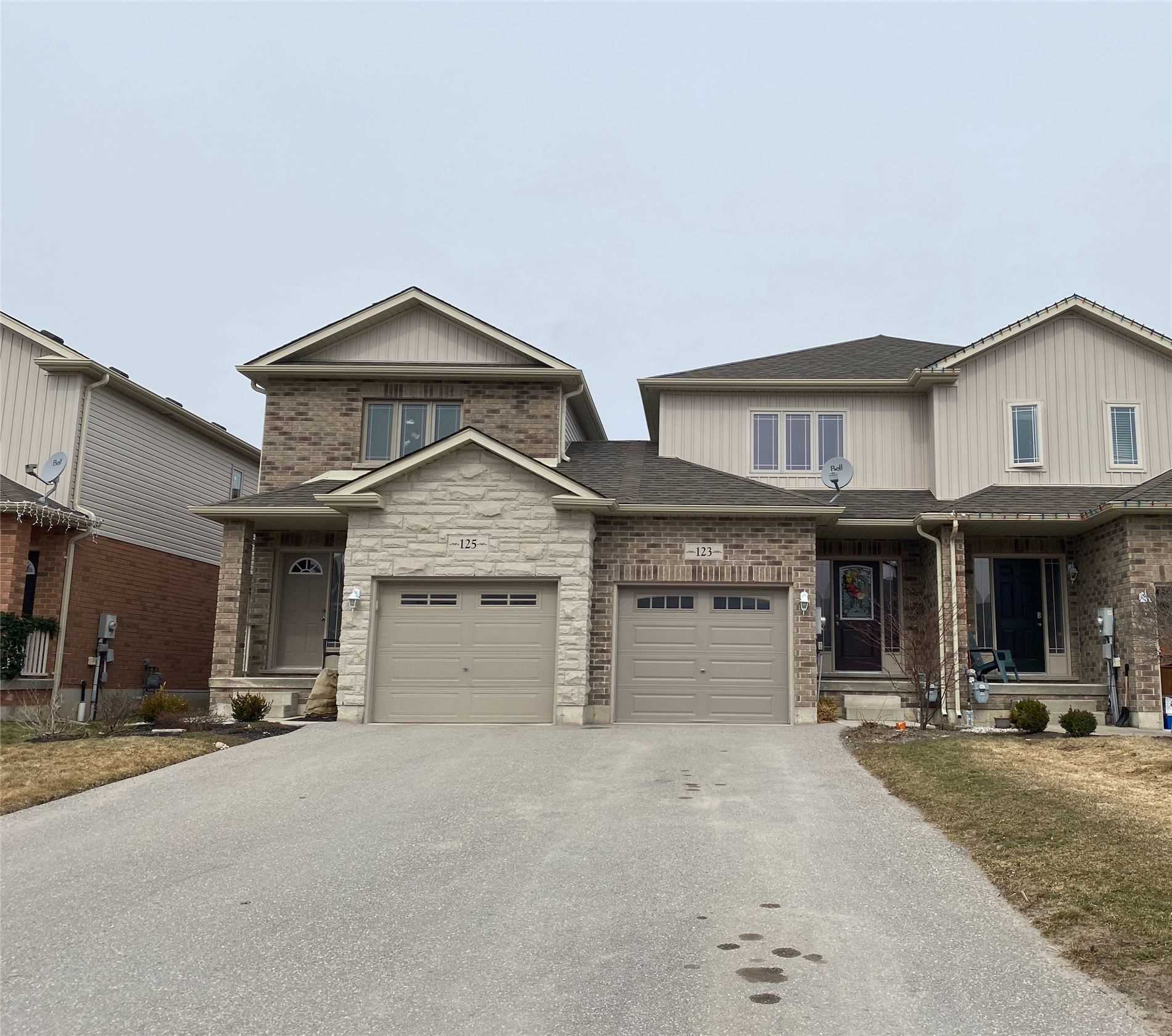 pictures of house for sale MLS: N4725701 located at 123 Banting Cres, Essa L0M1B6