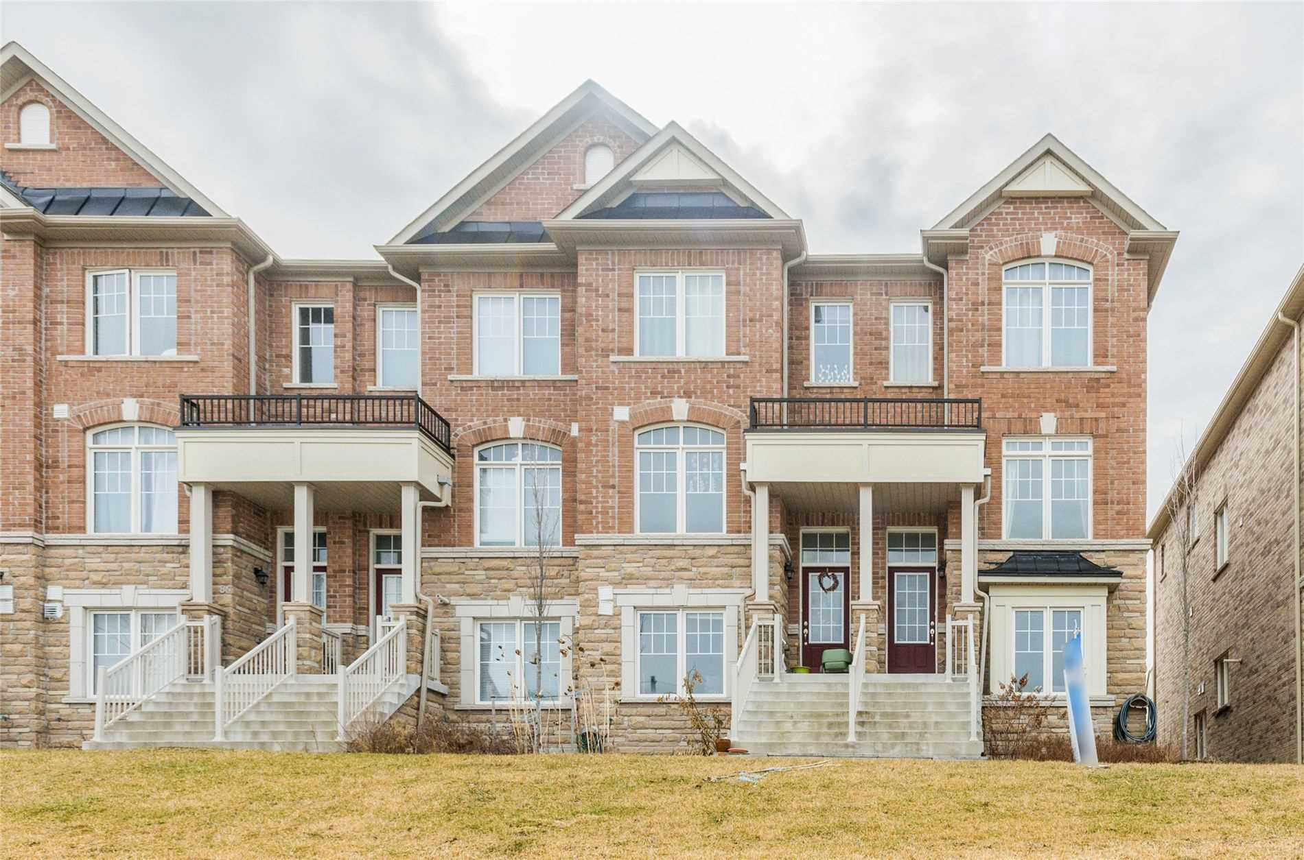 pictures of house for sale MLS: N4735064 located at 89 Dundas Way, Markham L6E0R7