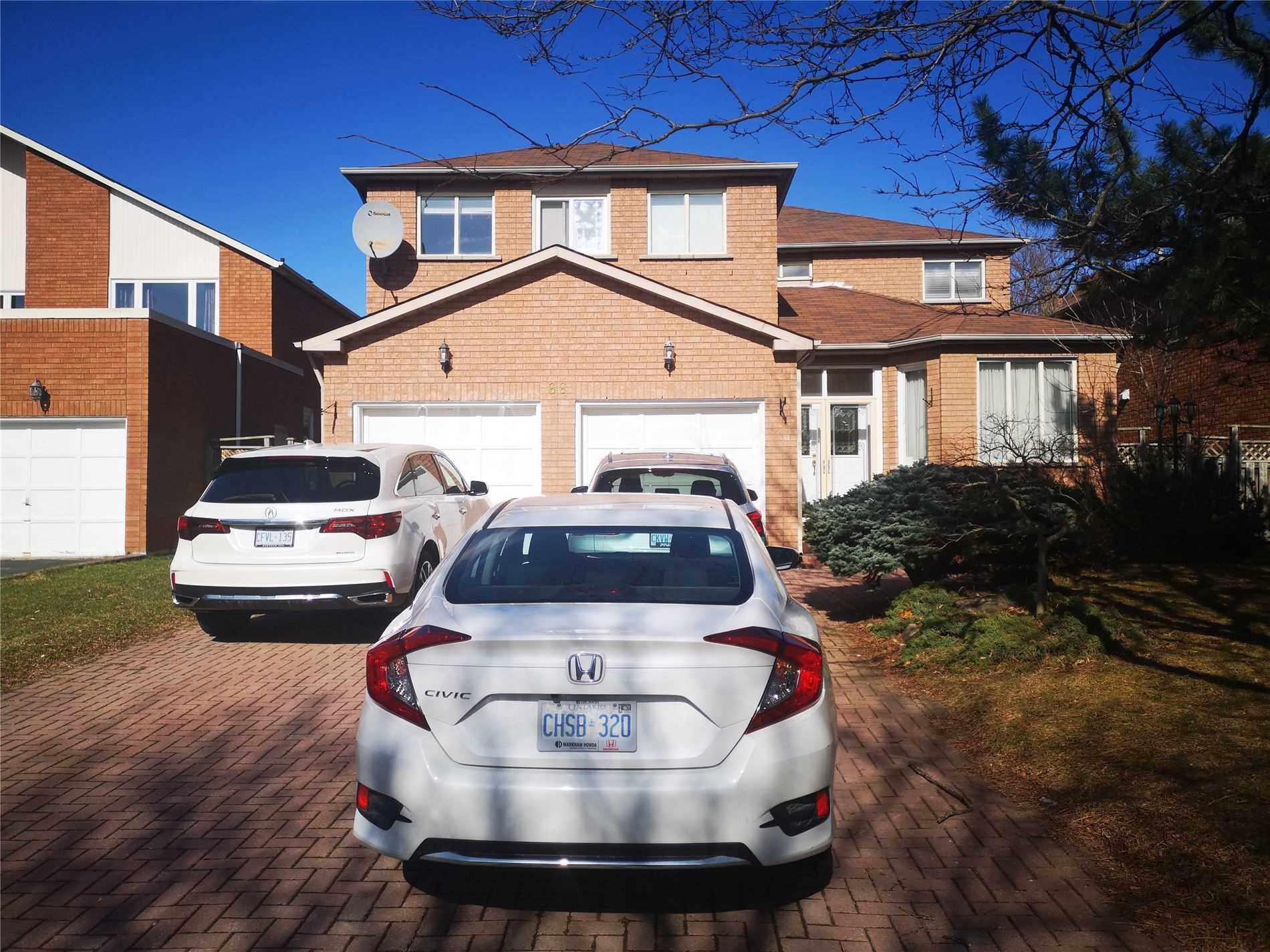 pictures of 66 Brooklyn Cres, Markham L3P7C6