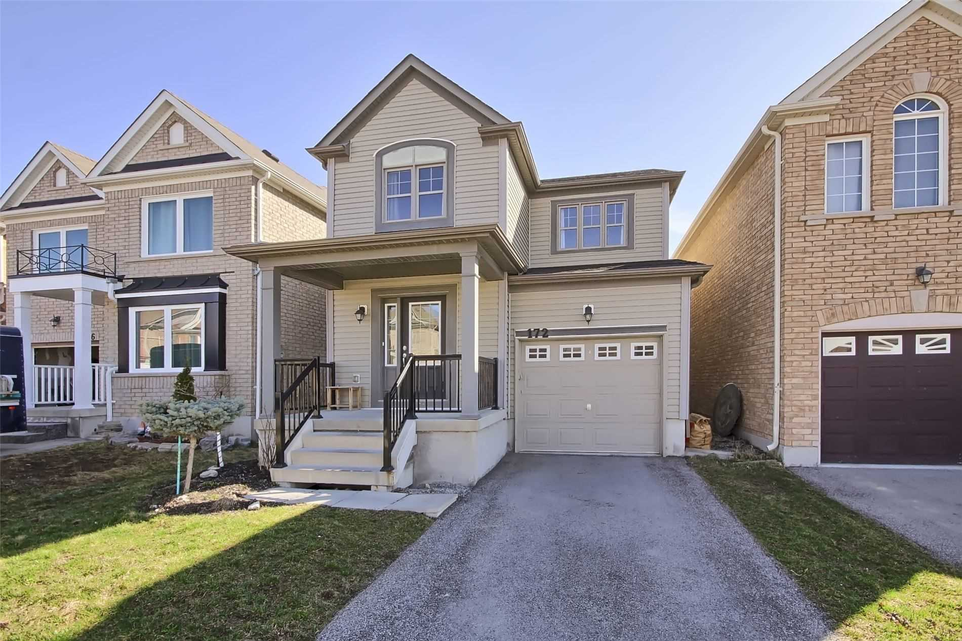 pictures of house for sale MLS: N4736459 located at 172 Webb St, Bradford West Gwillimbury L3Z0R1