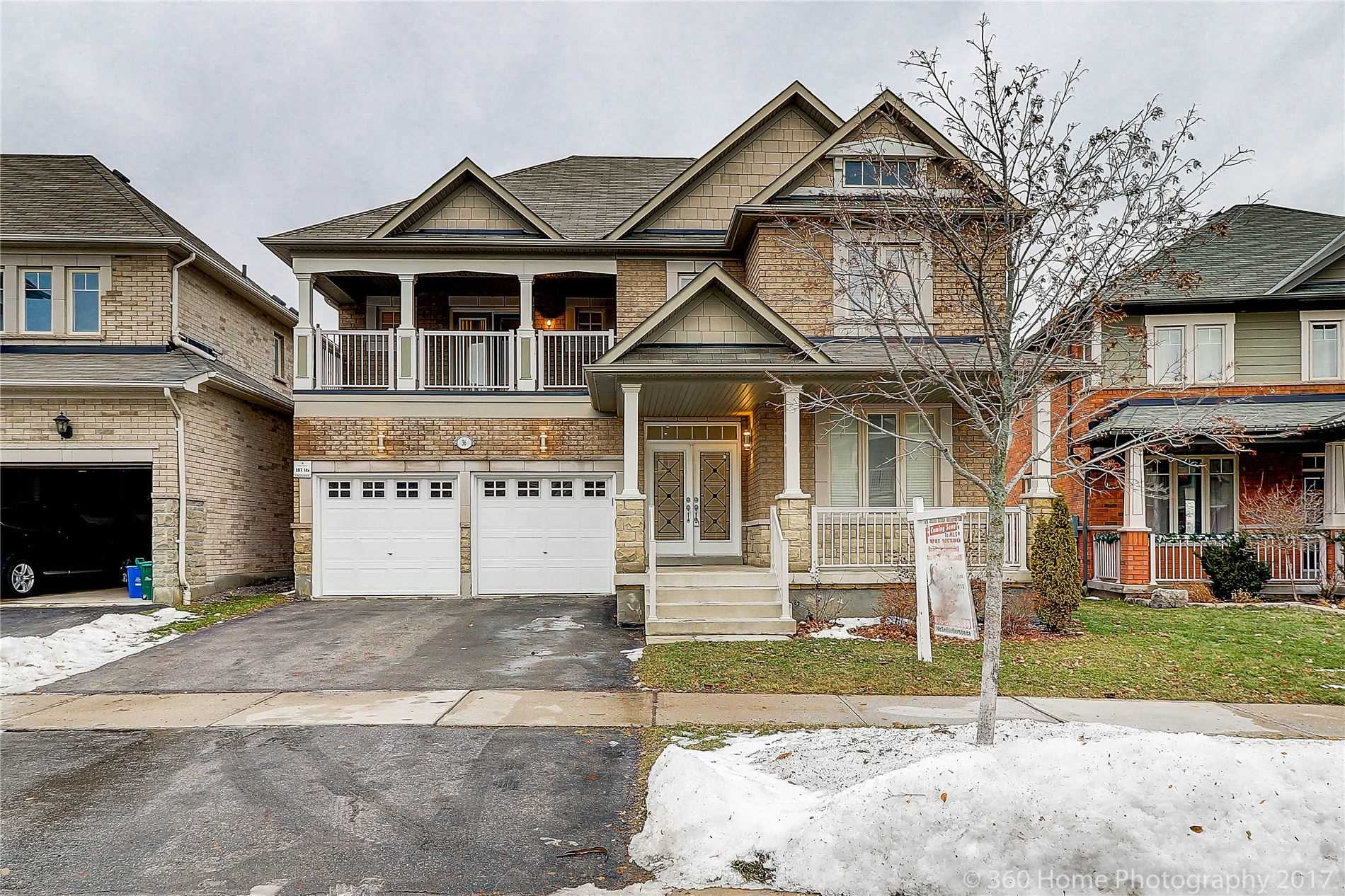 pictures of house for sale MLS: N4739147 located at 36 Miles Hill Dr, Richmond Hill L4E4Y9