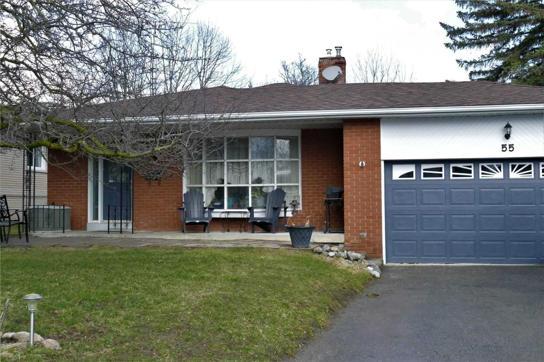 pictures of house for sale MLS: N4748756 located at 55 Blake St, Whitchurch-Stouffville L4A4H7