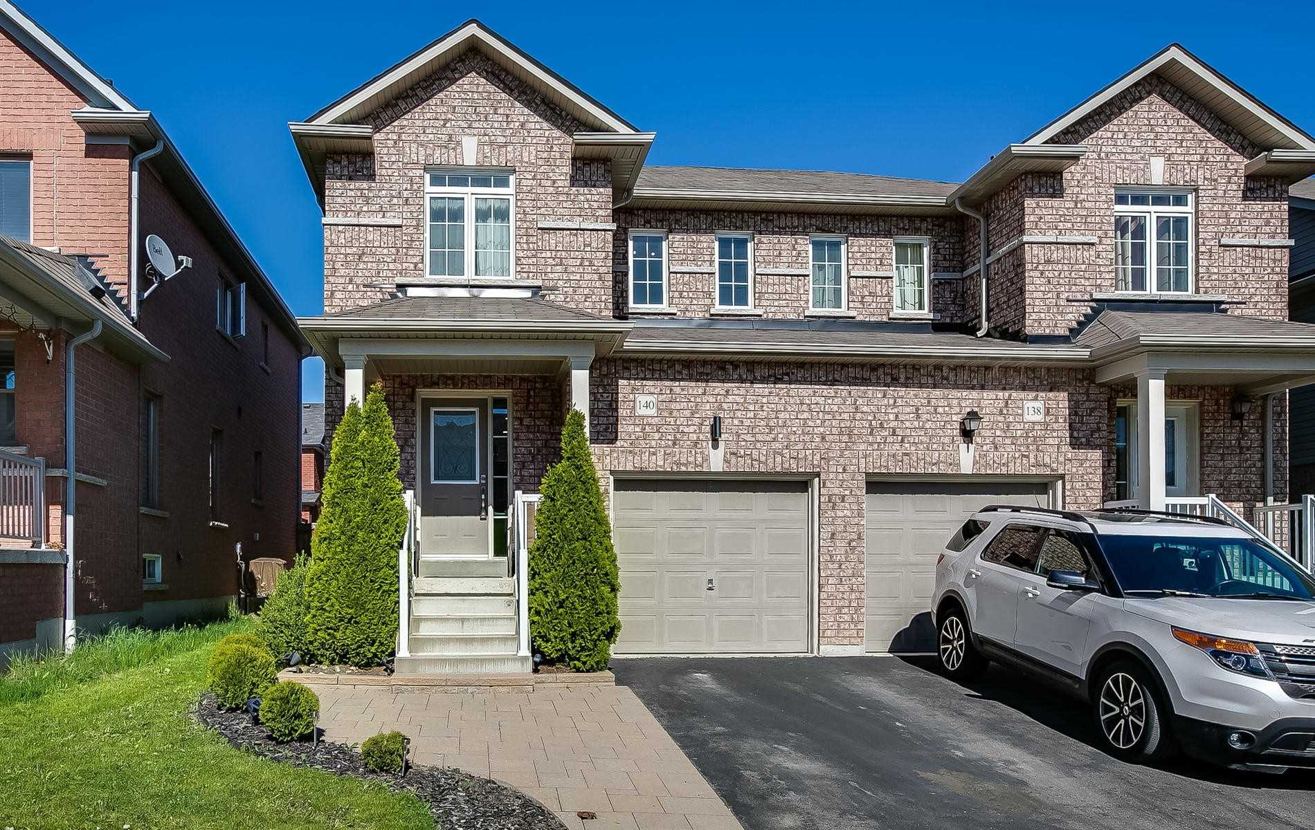 pictures of house for sale MLS: N4770066 located at 140 Jonas Mill Way, Whitchurch-Stouffville L4A0M9
