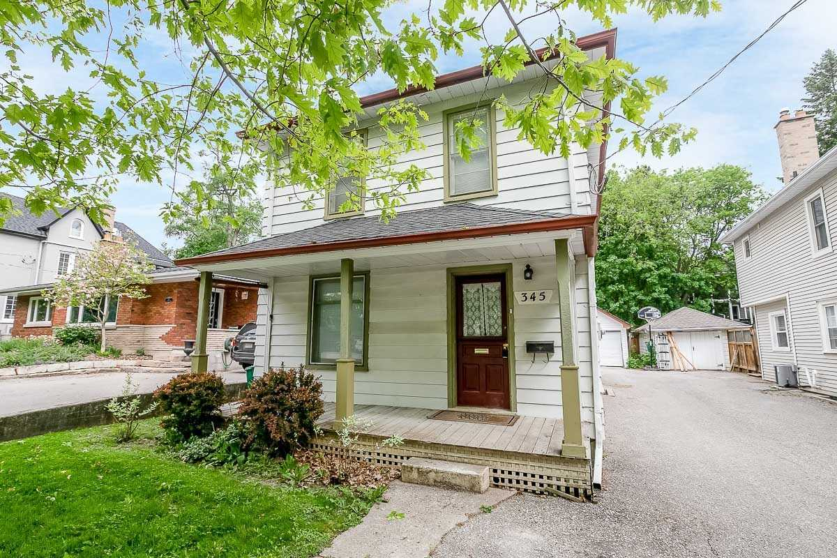 pictures of house for sale MLS: N4773923 located at 345 Botsford St, Newmarket L3Y1S7