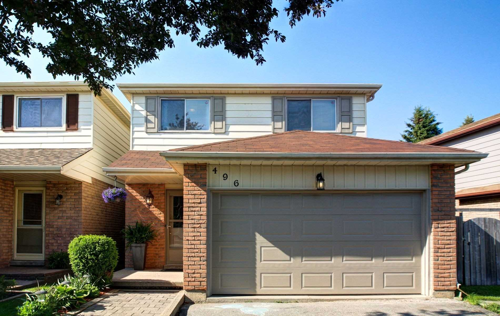 pictures of house for sale MLS: N4782132 located at 496 Britannia Ave, Bradford West Gwillimbury L3Z1A7