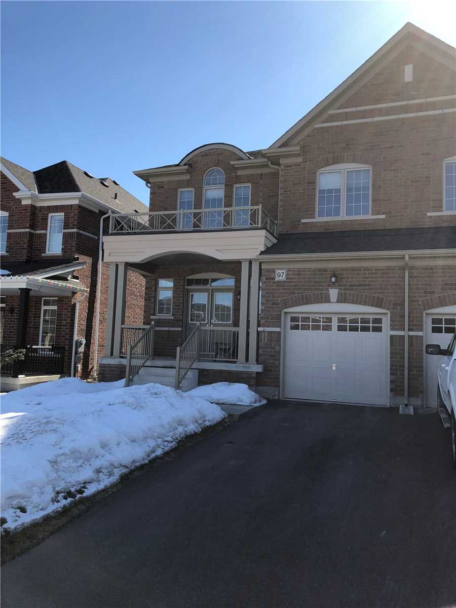 pictures of house for sale MLS: N4829205 located at 97 Algeo Way, Bradford West Gwillimbury L3Z0W4