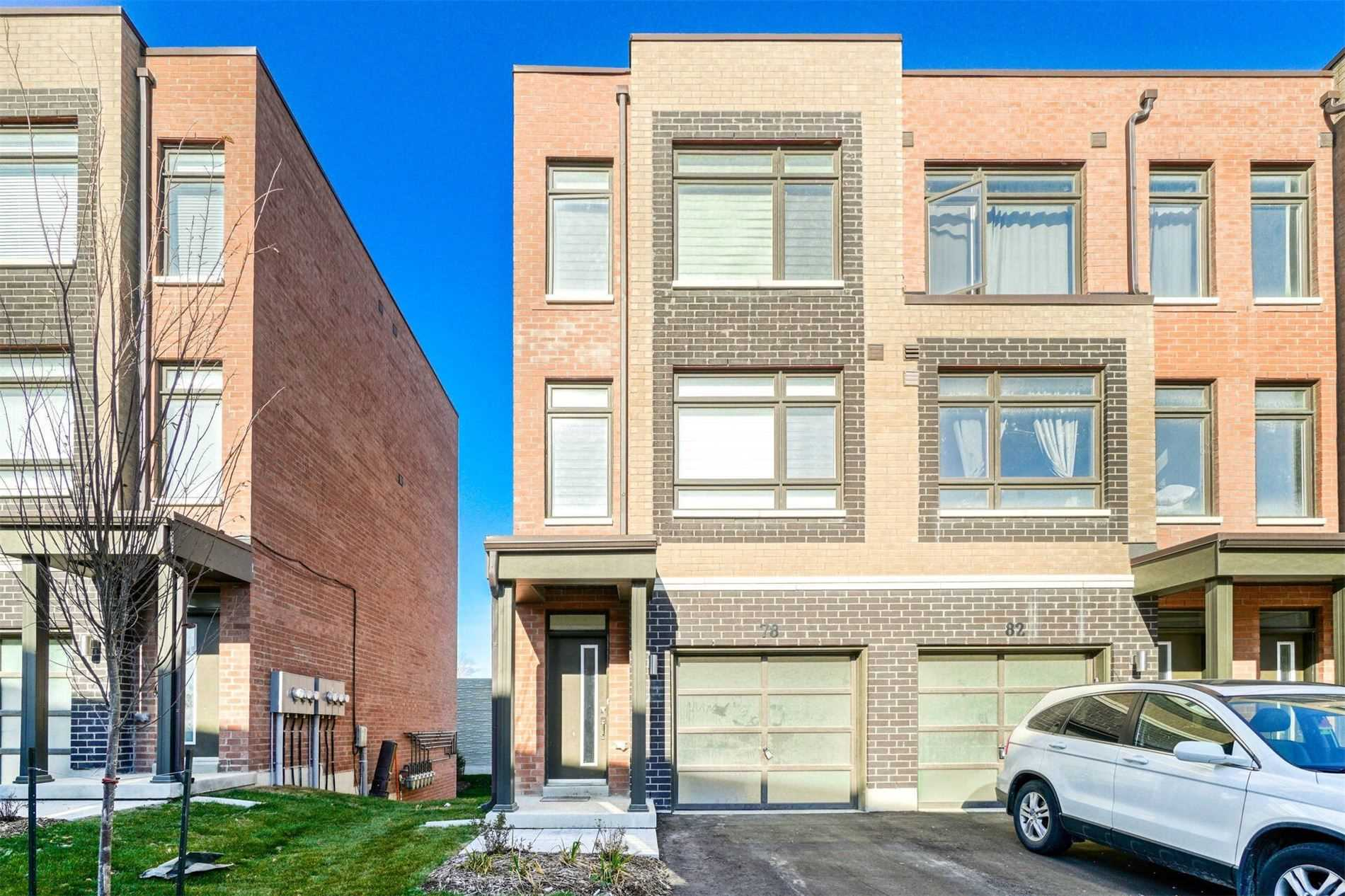 pictures of house for sale MLS: N4986522 located at 78 Dalhousie St, Vaughan L4L9S1