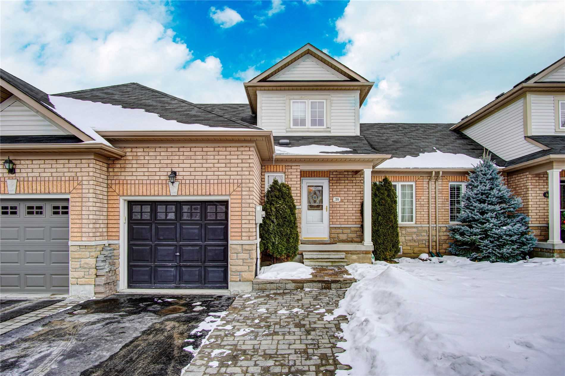 pictures of house for sale MLS: N5090058 located at 38 Meadows End Cres, Uxbridge L9P0A5