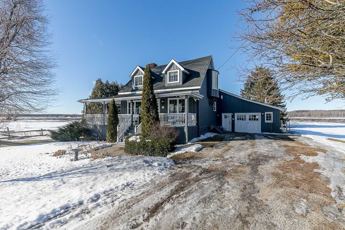 pictures of house for sale MLS: N5132509 located at 1242 River Rd, Bradford West Gwillimbury L3Z2A6