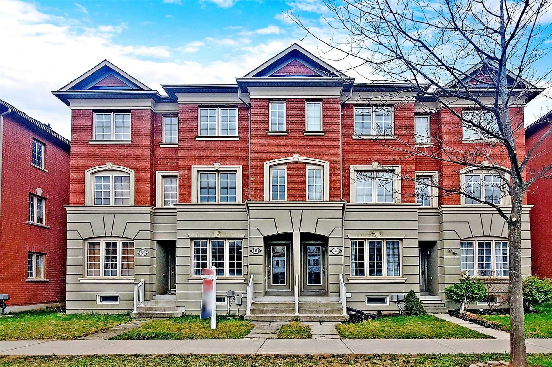 pictures of house for sale MLS: N5204759 located at 2451 Bur Oak Ave, Markham L6B1G1