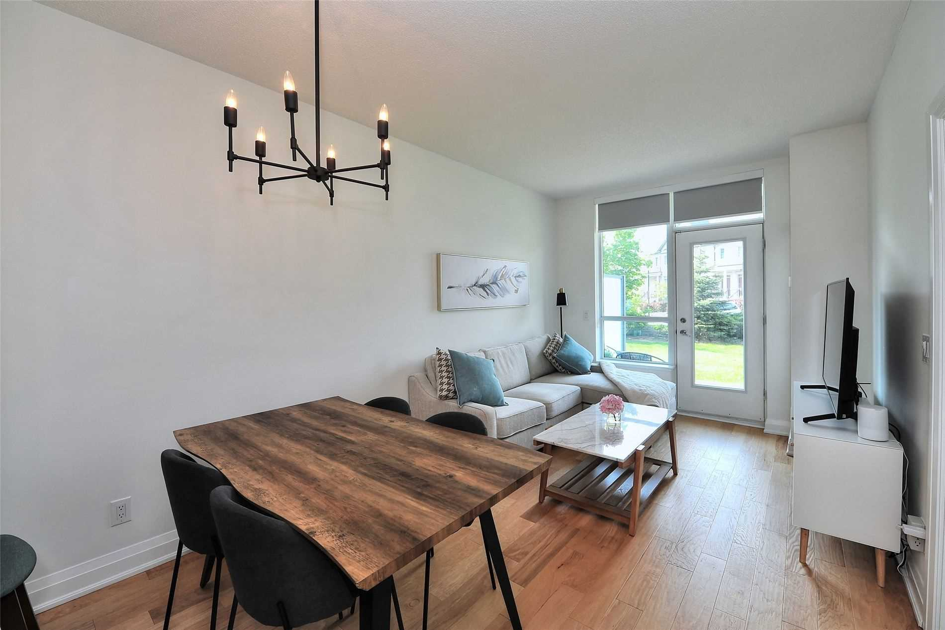 Image 1 of 30 showing inside of 1 Bedroom Condo Apt Apartment for Sale at 30 North Park Rd Unit# 101, Vaughan L4J0G6