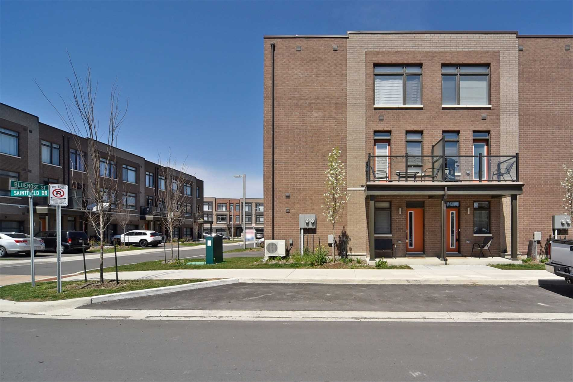 pictures of house for sale MLS: N5244288 located at 1 Bluenose St, Vaughan L4L0L7