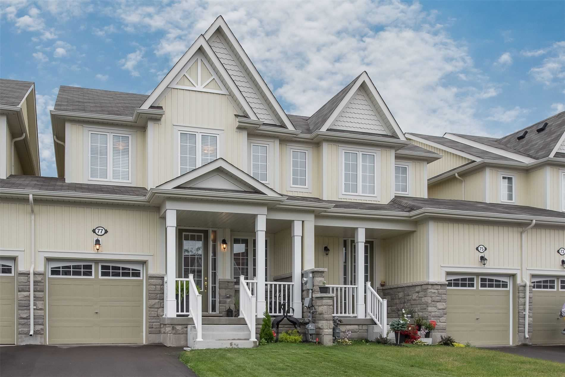 pictures of 77 Blanchard Cres, Essa L0M1B5