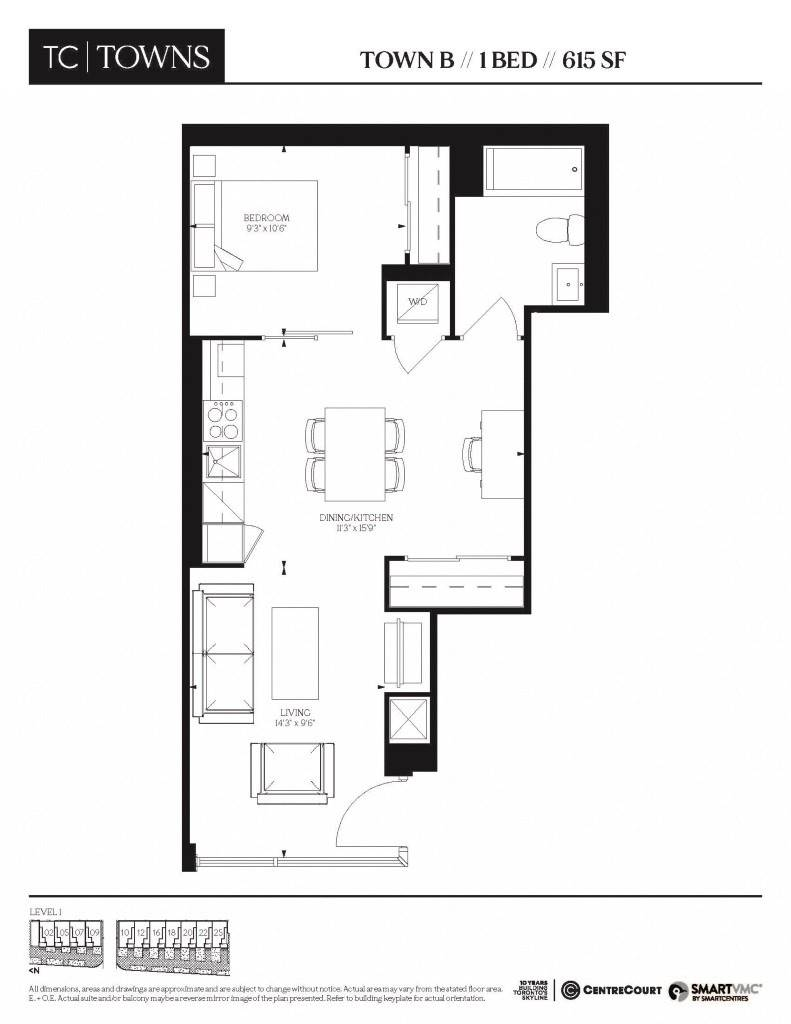 pictures of 100 Portage Pkwy, Vaughan L4K4M3