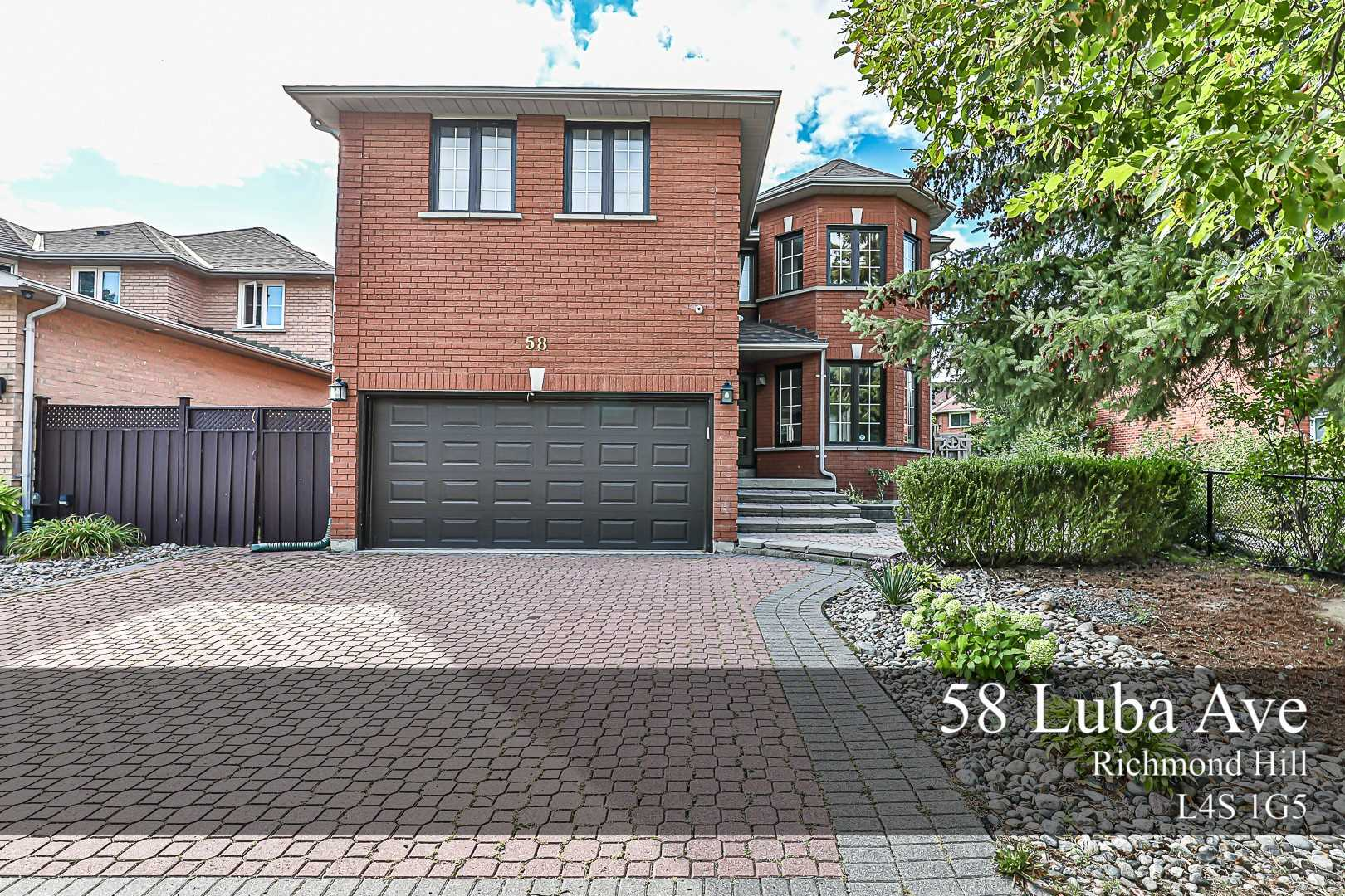 pictures of 58 Luba Ave, Richmond Hill L4S1G5