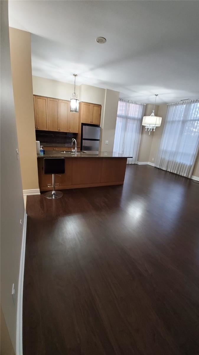 Image 3 of 9 showing inside of 2 Bedroom Condo Apt Apartment for Sale at 9245 Jane St Unit# 110, Vaughan L6A0J9