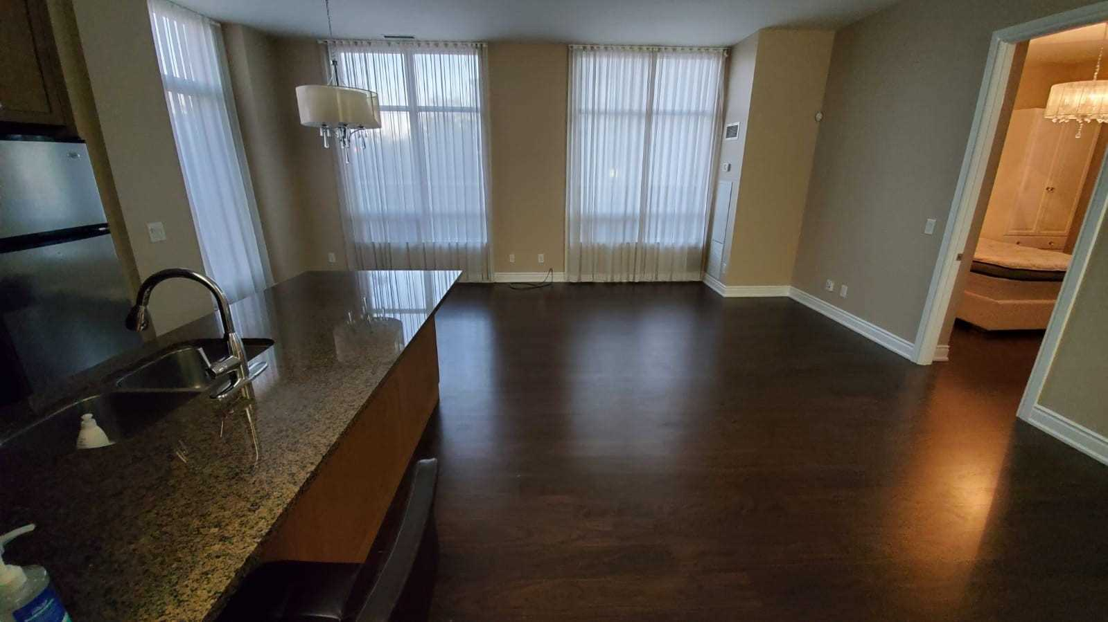 Image 4 of 9 showing inside of 2 Bedroom Condo Apt Apartment for Sale at 9245 Jane St Unit# 110, Vaughan L6A0J9