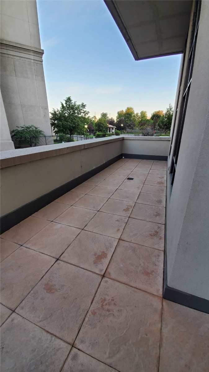 Image 9 of 9 showing inside of 2 Bedroom Condo Apt Apartment for Sale at 9245 Jane St Unit# 110, Vaughan L6A0J9