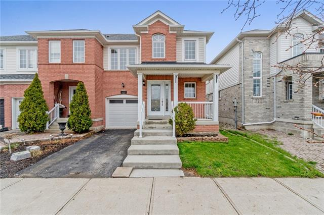 pictures of house for sale MLS: O4436981 located at 1057 Kennedy Circ, Milton L9T 5S5
