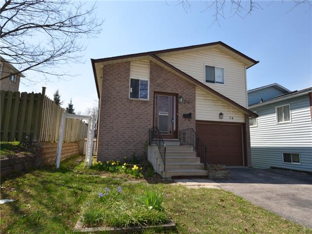 pictures of 78 Melinda Cres, Barrie L4N5G6