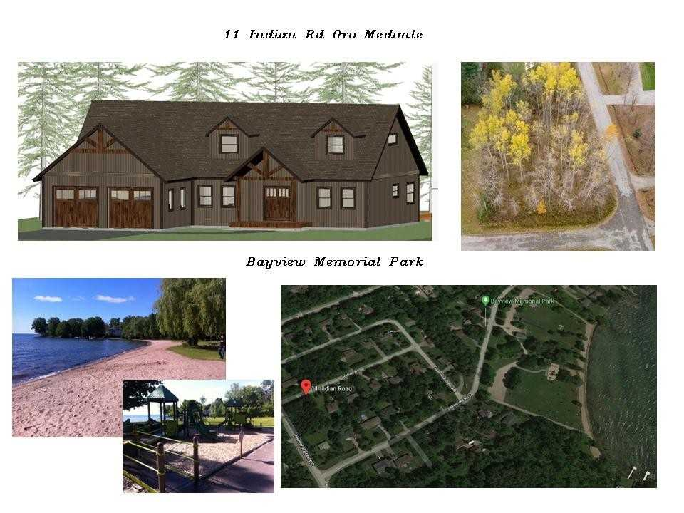 pictures of house for sale MLS: S4598366 located at 11 Indian Rd, Oro-Medonte L0L2E0