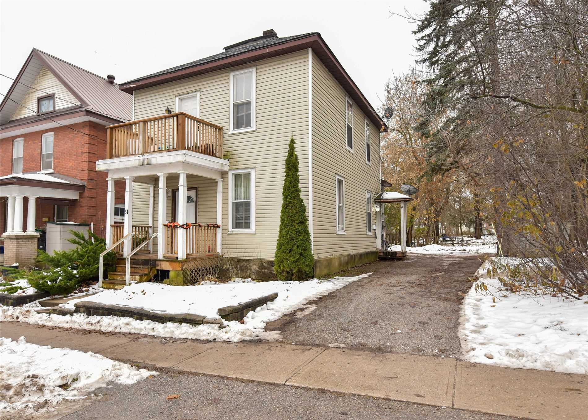 pictures of house for sale MLS: S4643675 located at 51 William St, Orillia L3V5N4