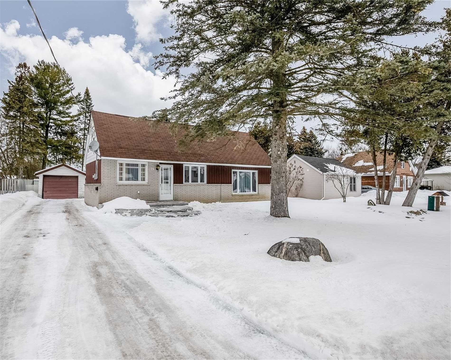 pictures of house for sale MLS: S4690065 located at 24 George St, Orillia L3V2V3