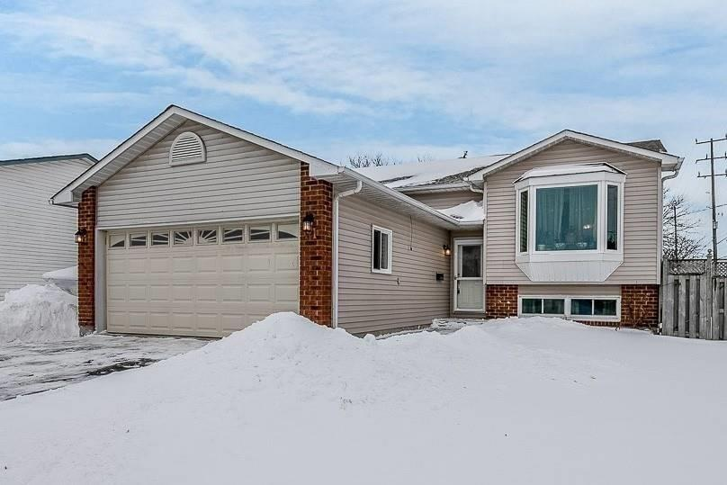 pictures of house for sale MLS: S4690478 located at 1 Keith St, Orillia L3V7V6