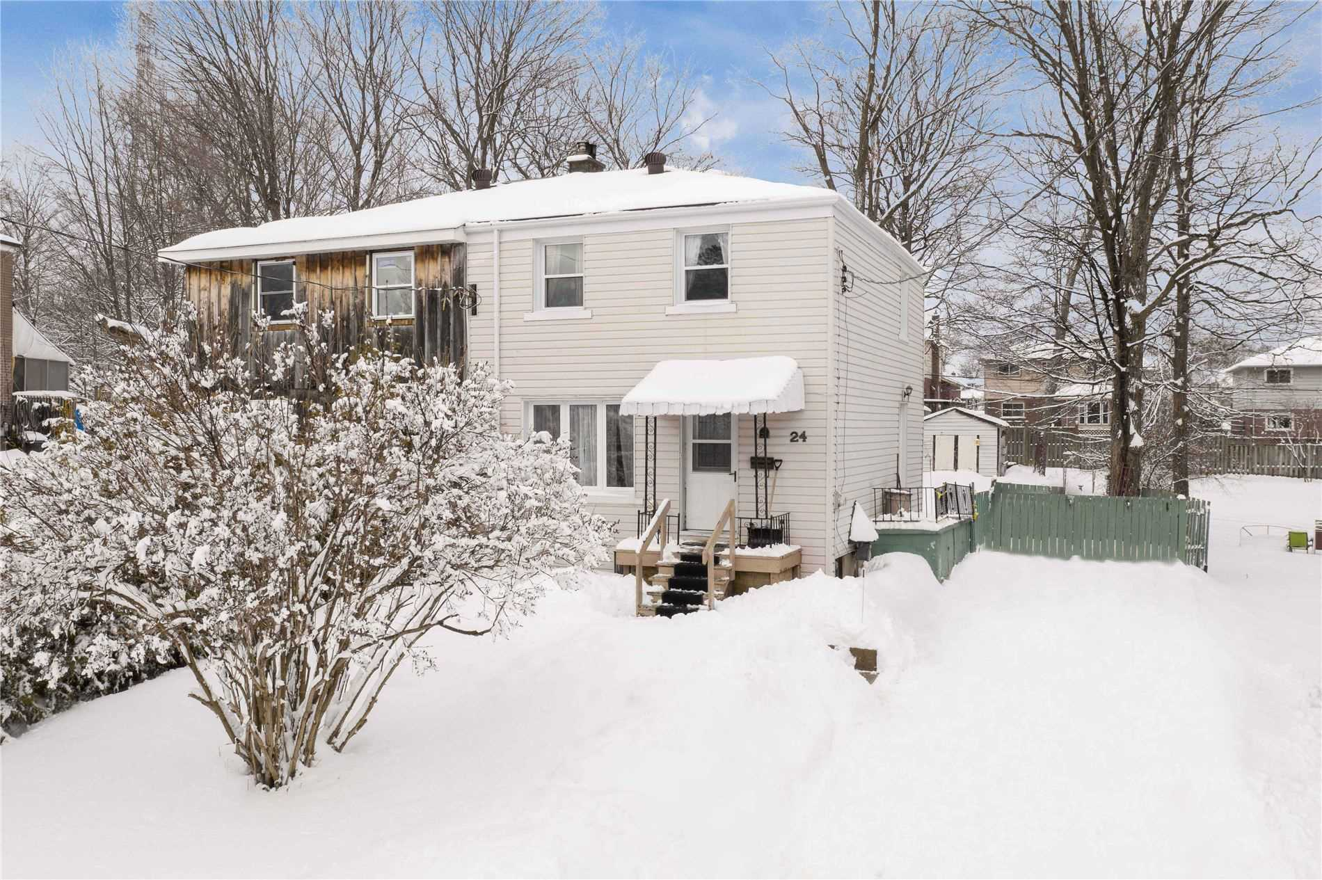 pictures of house for sale MLS: S4690812 located at 24 Sandra Dr, Orillia L3V3G7