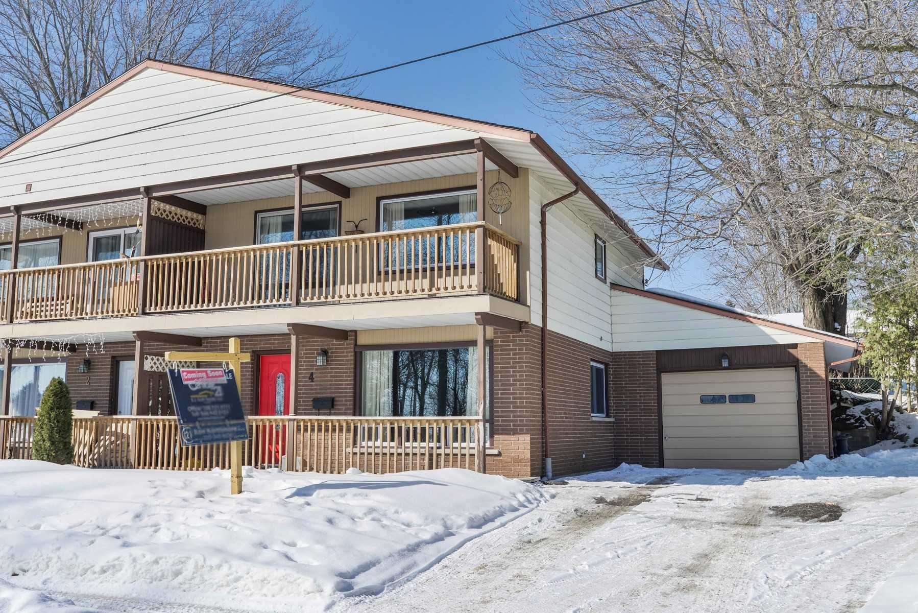 pictures of house for sale MLS: S4699518 located at 4 Shannon St, Orillia L3V6L7