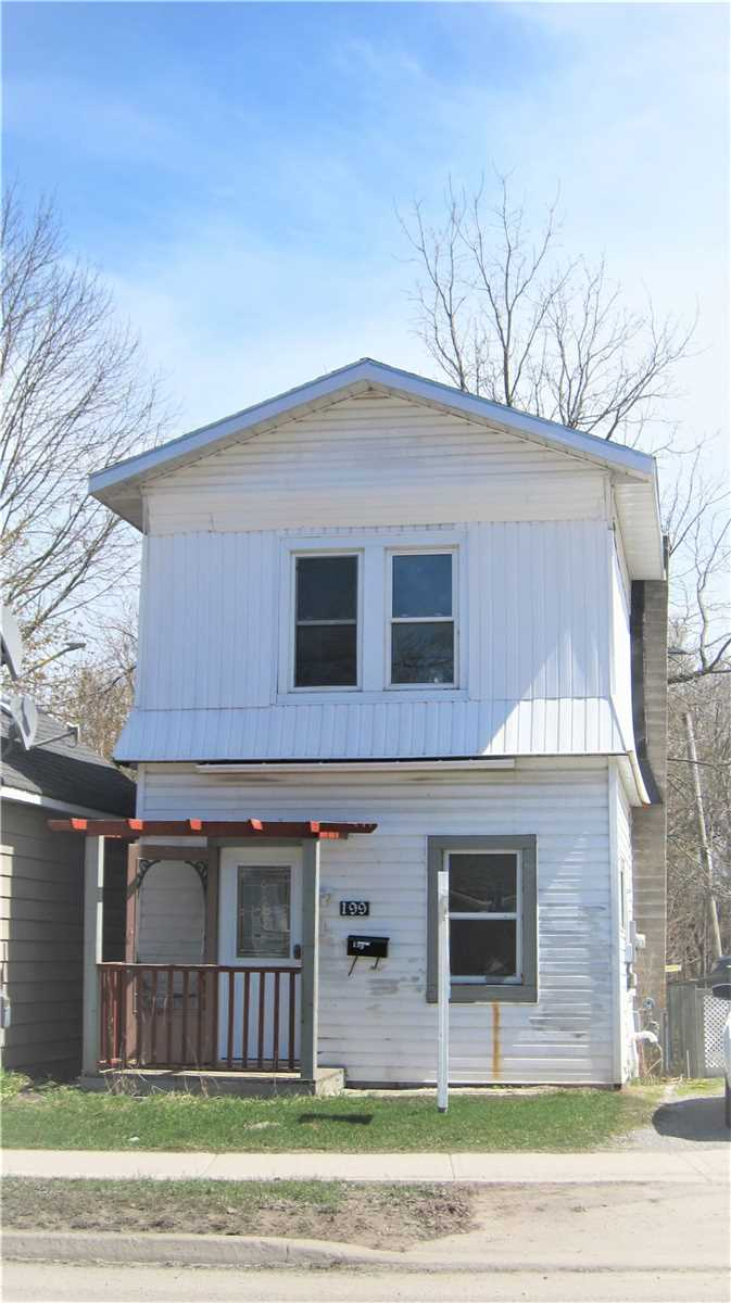 pictures of house for sale MLS: S4711967 located at 199 Barrie Rd, Orillia L3V2P6
