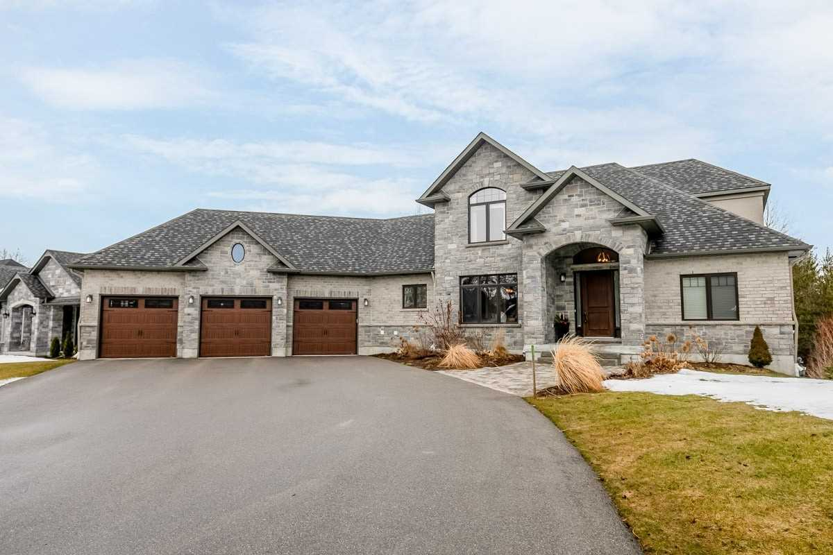 pictures of house for sale MLS: S4722457 located at 117 Mennill Dr, Springwater L9X0J2
