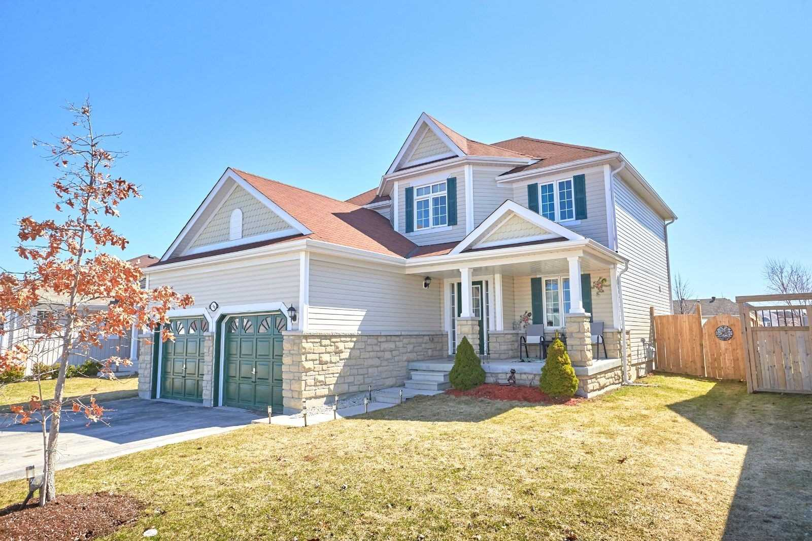 pictures of house for sale MLS: S4729660 located at 288 Regina St, Clearview L0M1S0