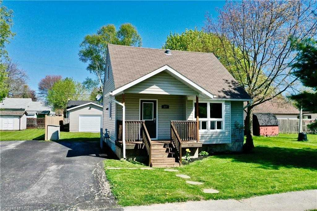 pictures of house for sale MLS: S4770577 located at 327 Hilda St, Orillia L3V1J4