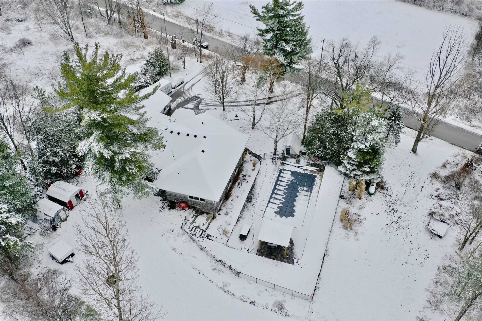 pictures of house for sale MLS: S5000202 located at 1274 Line 1 South Line, Oro-Medonte L0L2L0