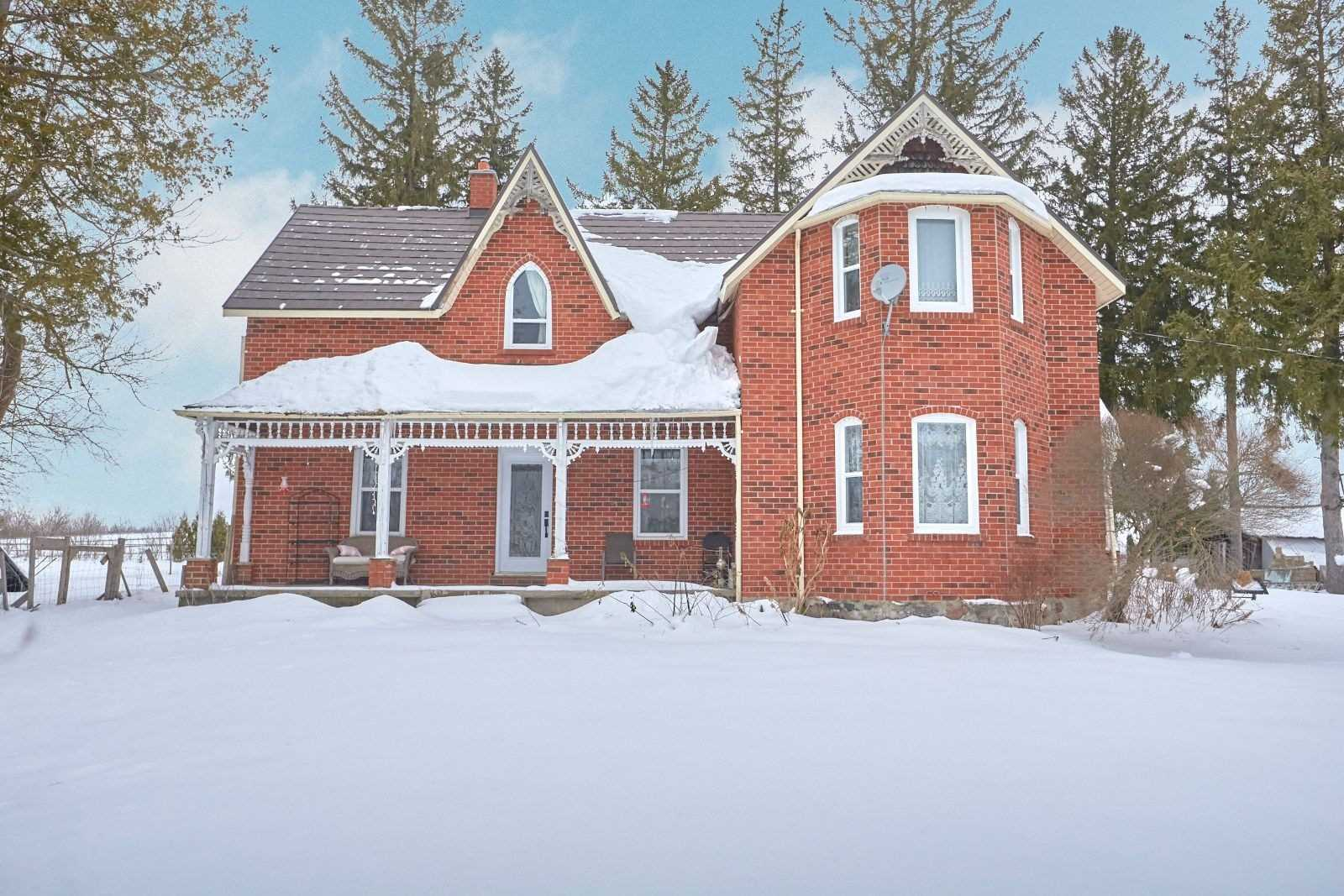 pictures of house for sale MLS: S5074773 located at 2524 Highway 11 S, Oro-Medonte L0L2E0