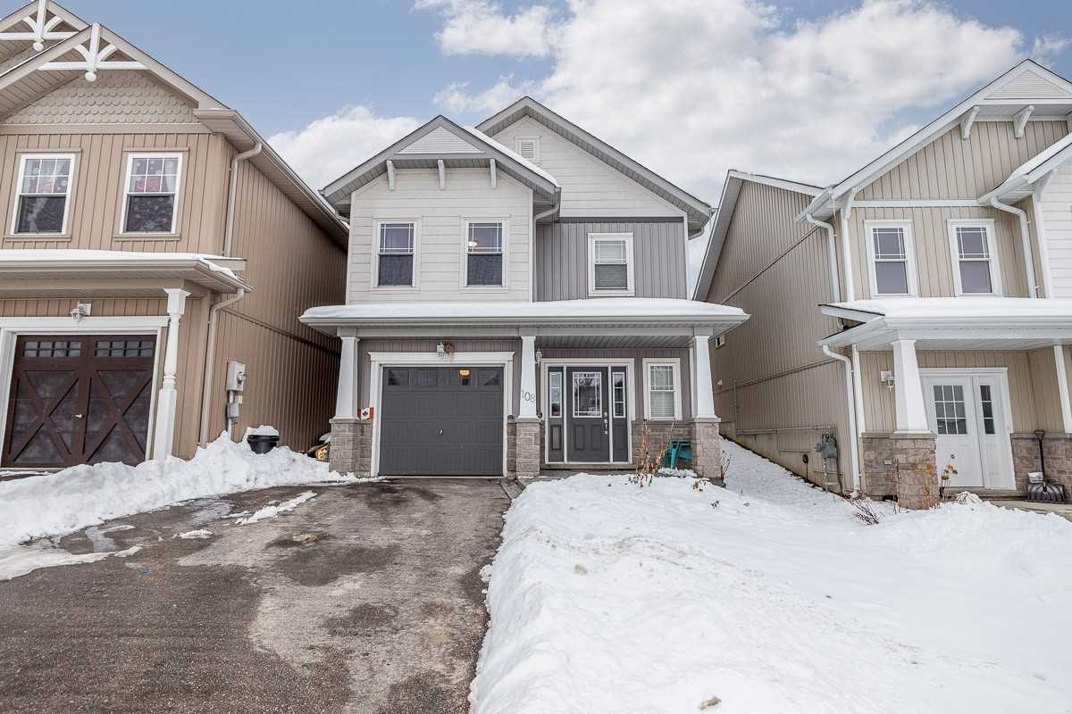 pictures of house for sale MLS: S5077934 located at 108 Pearl Dr, Orillia L3V0A7