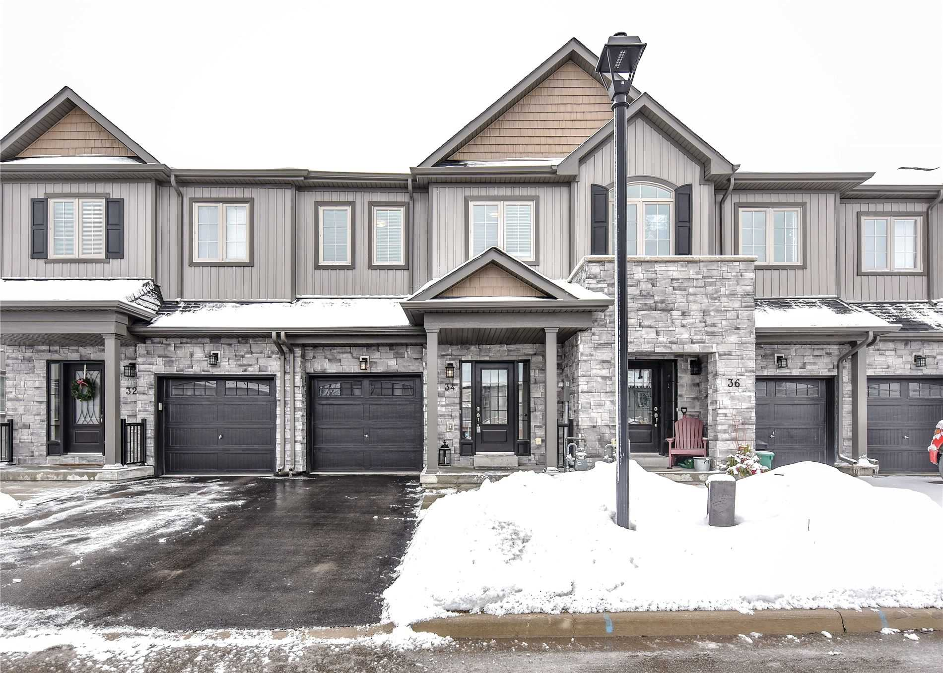 pictures of house for sale MLS: S5090289 located at 34 Forest Heights Cres, Orillia L3V8J6