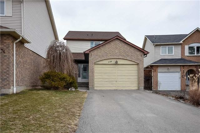pictures of 736 Roseheath Dr, Milton L9T4R4