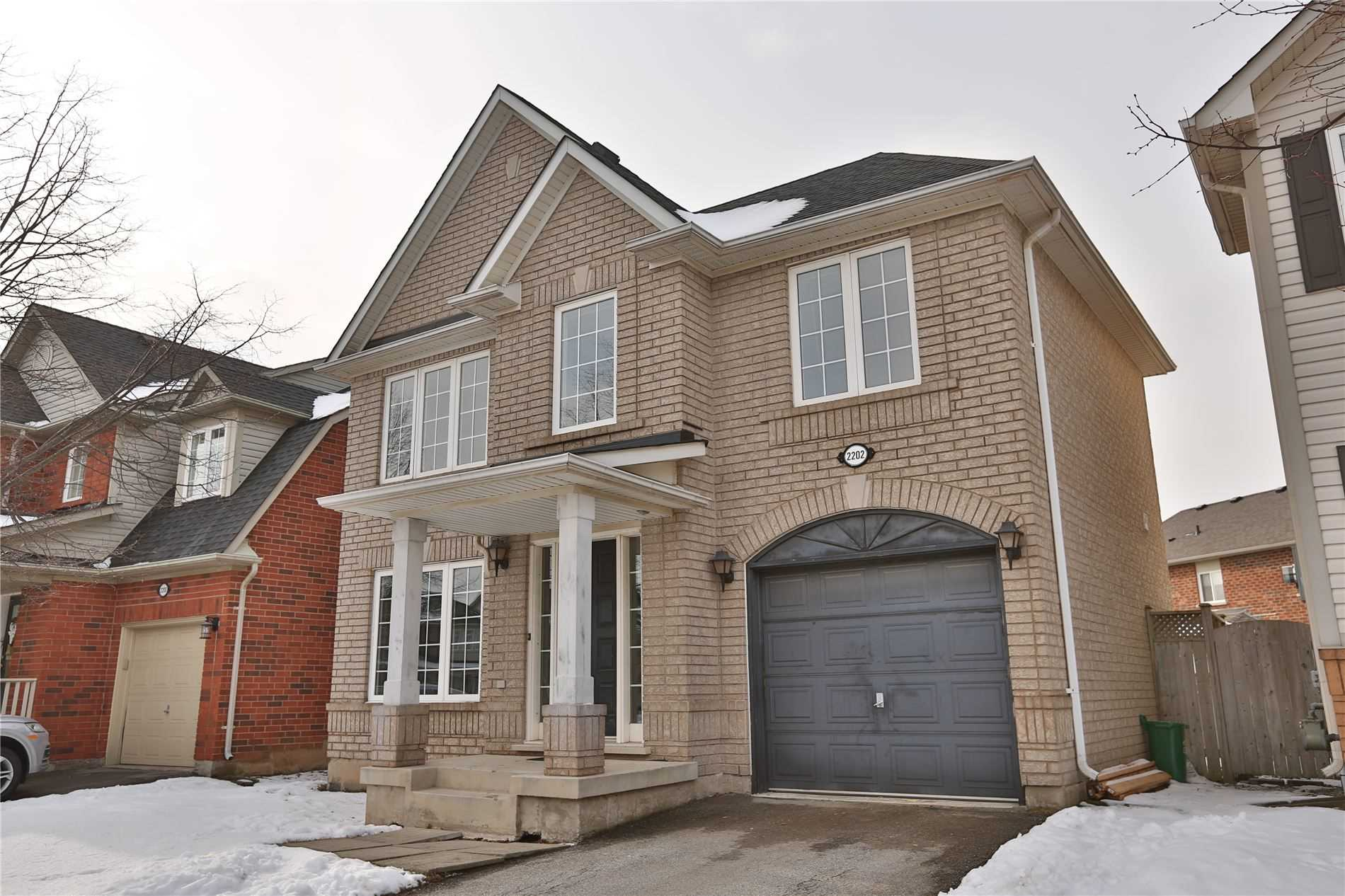 pictures of house for sale MLS: W4692781 located at 2202 Kenneth Cres, Burlington L7L6T4