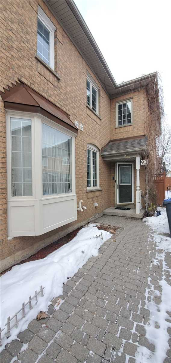 pictures of house for sale MLS: W4693650 located at 93 Yellow Brick Rd, Brampton L6V4K7