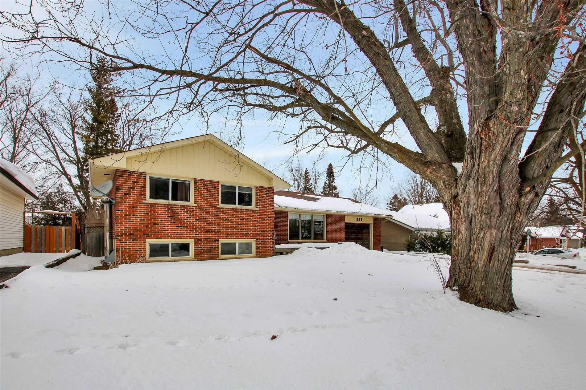 pictures of house for sale MLS: W4696902 located at 223 Zina St, Orangeville L9W1E9