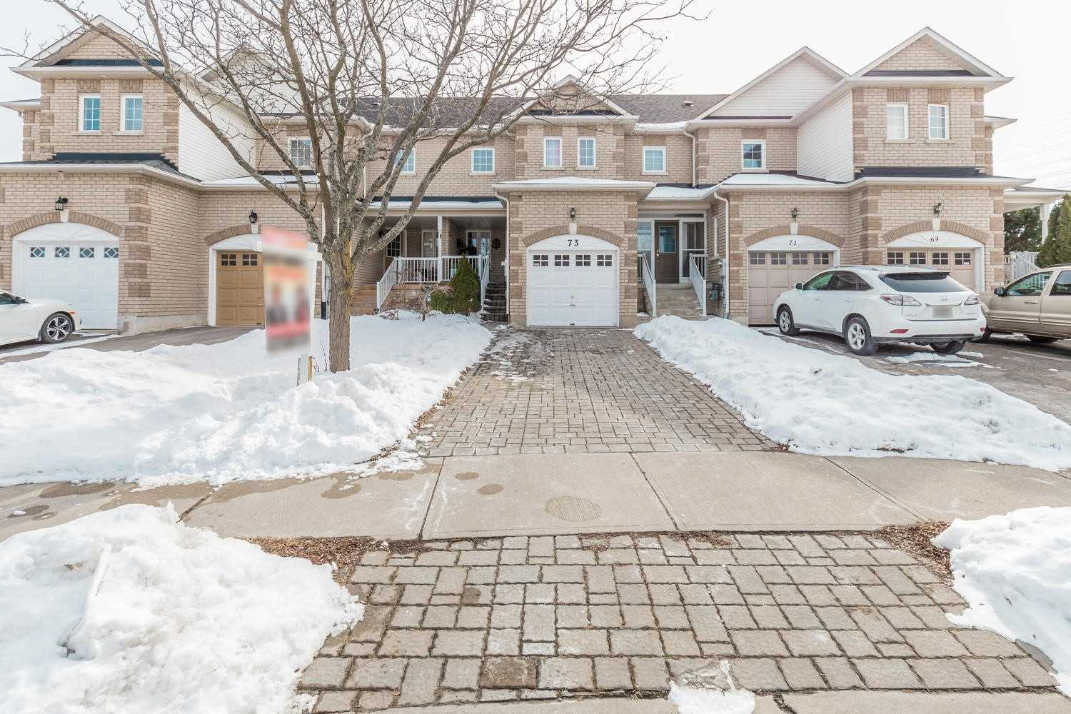 pictures of house for sale MLS: W4697721 located at 73 Culture Cres, Brampton L6X4X8