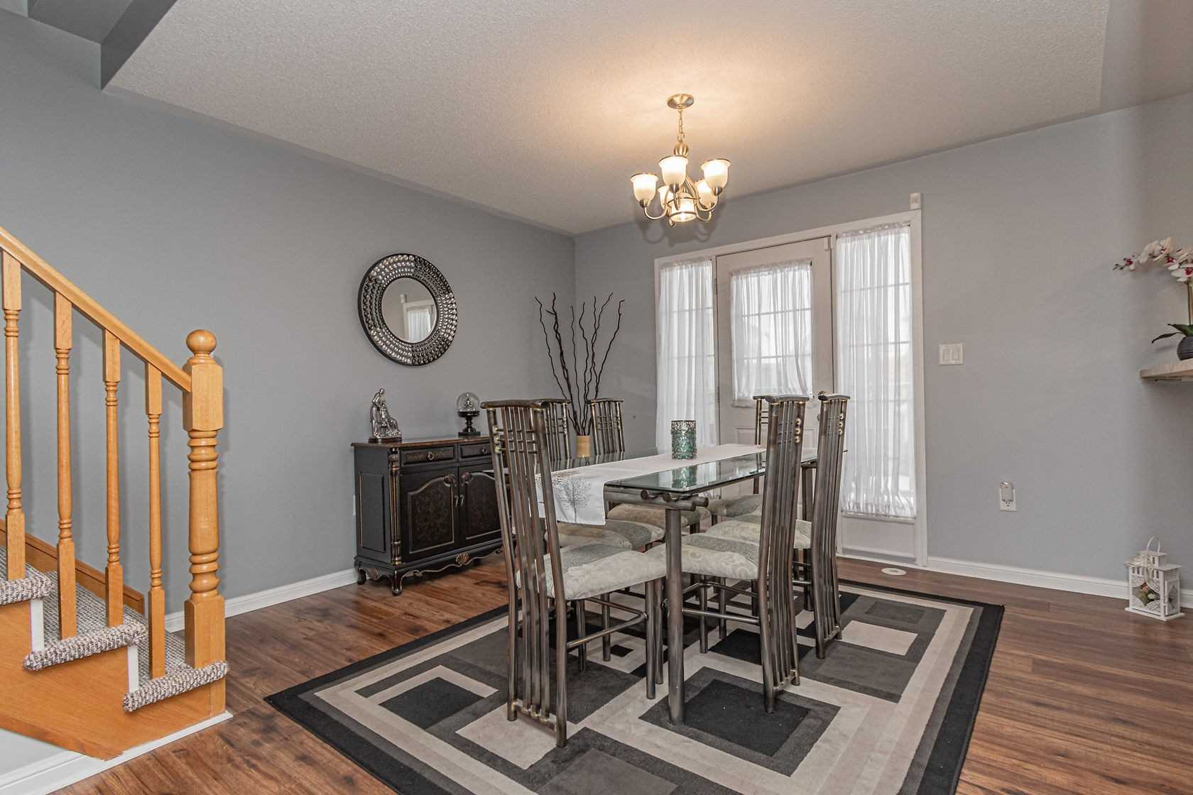 Image 18 of 20 showing inside of 3 Bedroom Att/Row/Twnhouse 3-Storey house for sale at 912 Ambroise Cres, Milton L9T0M2