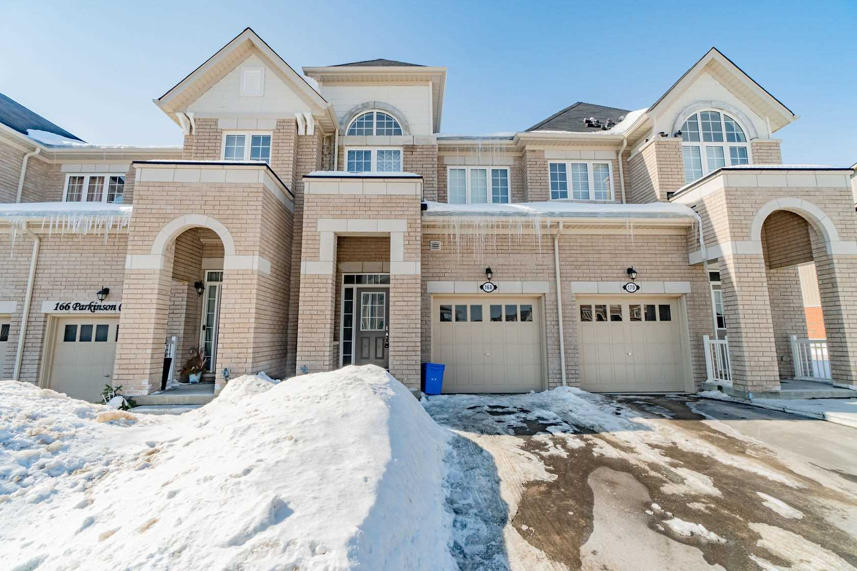 pictures of house for sale MLS: W4701934 located at 168 Parkinson Cres, Orangeville L9W1L3