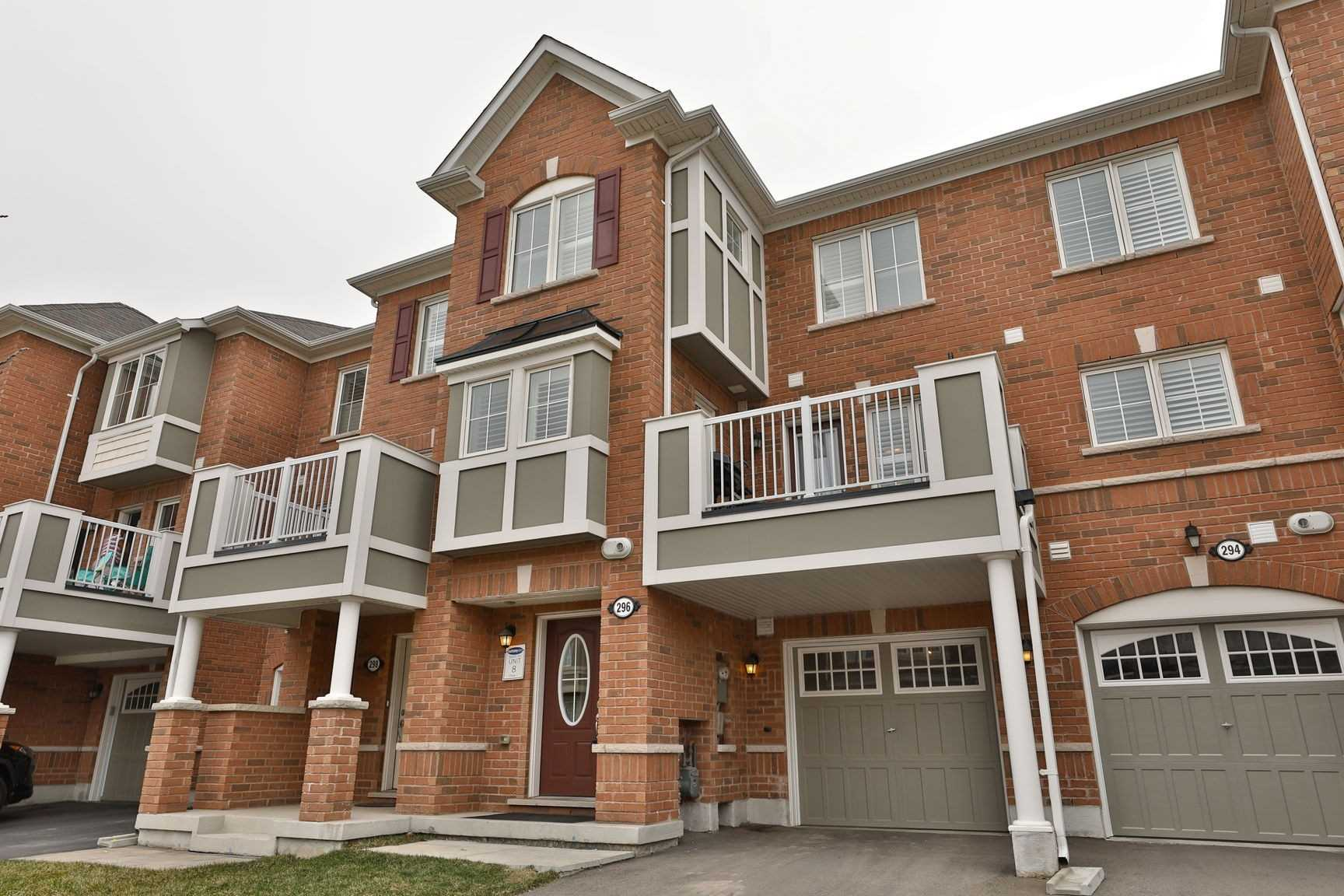 pictures of house for sale MLS: W4737739 located at 296 Reis Pl, Milton L9E0A9