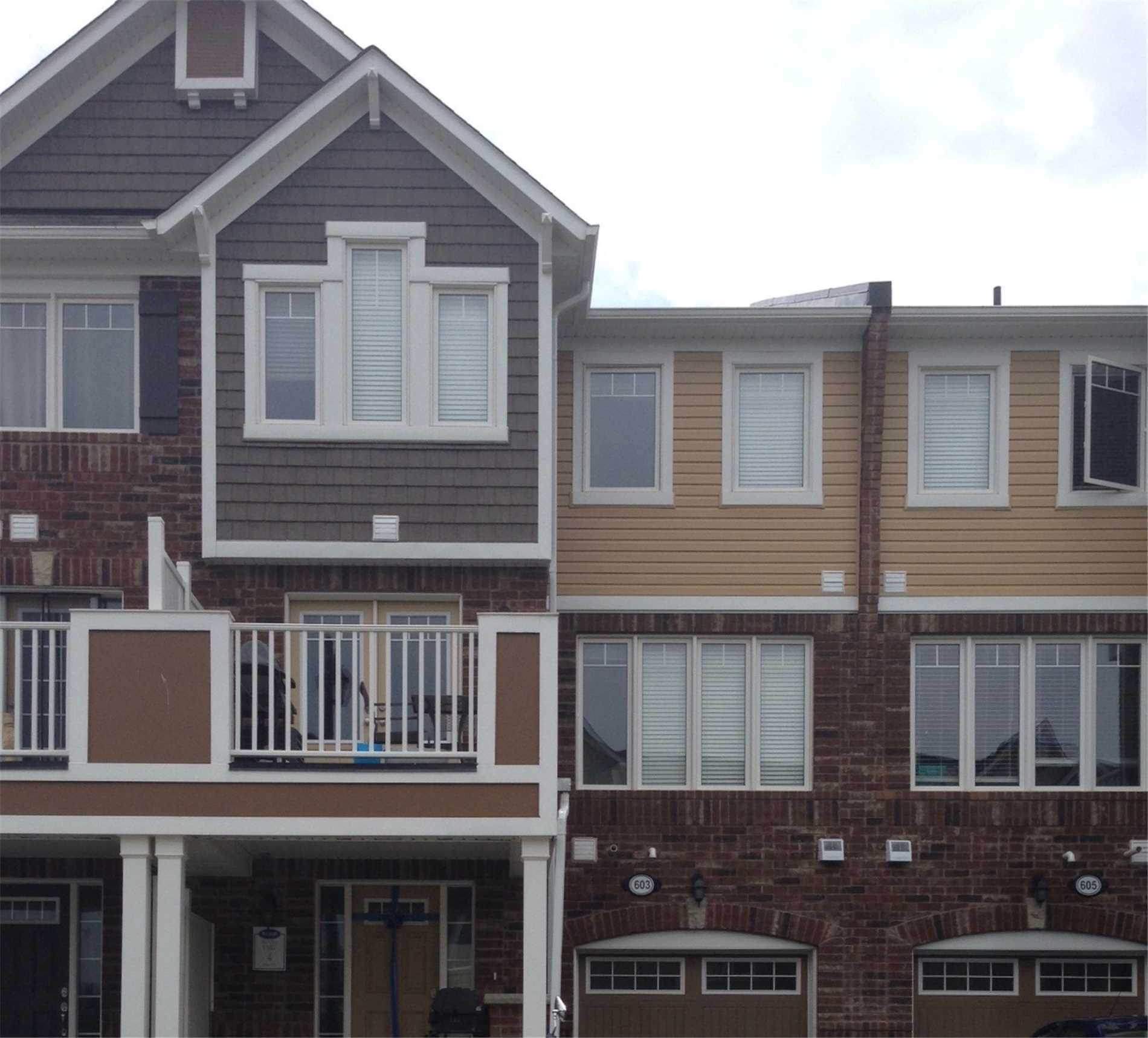 pictures of house for sale MLS: W4738485 located at 603 Attenborough Tr, Milton L9T8R2