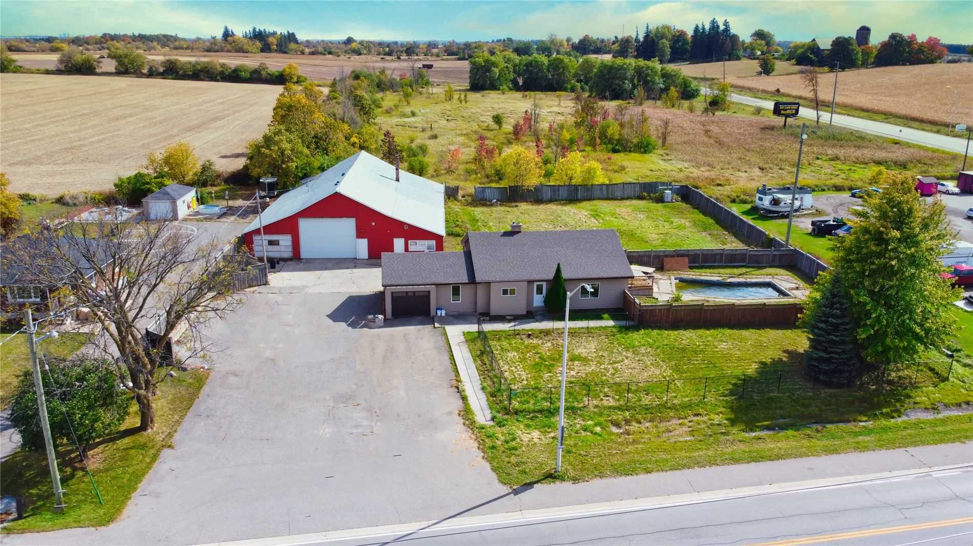pictures of 13084 10th Sideroad  Rd, Halton Hills L7G4S5